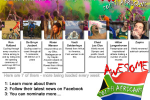 Who-What-How are AwesomeSouthAfricans?