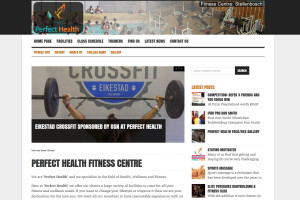 Perfect Health Gym – Stellenbosch